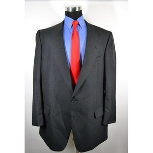 Finchley 48XL Sport Coat Blazer Suit Jacket Dark G